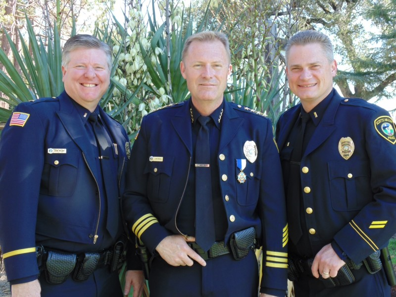 Scotts Valley Chamber and CommUNITY to Honor SVPD at CommUNITY BBQ