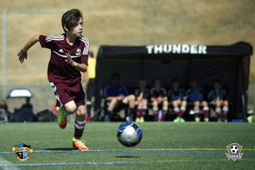 Thunder Launches New Competitive Soccer Club in Santa Cruz County