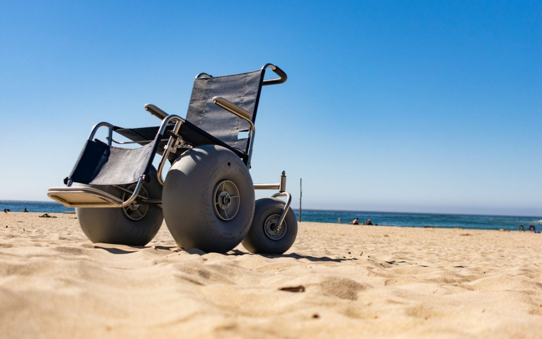Beach Wheelchair Availability Doubles at Local State Beaches, Thanks to Grant Funding